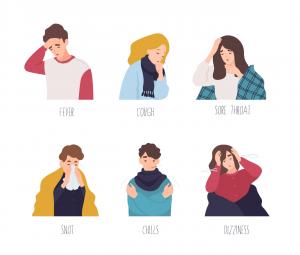 風邪の種類
