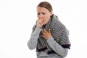 咳払い 梅核気